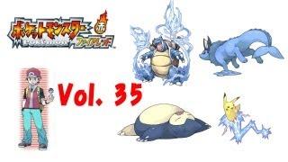 pokemon fire red version vol 35 寵物小精靈火紅 遊一島 二