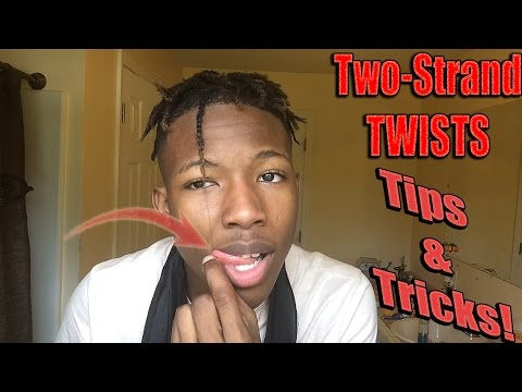 Two-Strand Twists Tips & Tricks! |  Natural 4C Hair Tutorial
