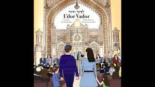 L'kha Dodi (Tedesco) remix Cantors Putterman, Lefkowitz and Schwartz