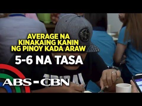 TV Patrol:'Sugar Label' Sa Mga Pagkain, Pasisimplehin