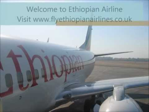 Travel With Ethiopian Airline & Visit Lusaka