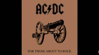 AC/DC - For Those About to Rock (We Salute You) (Full Album)