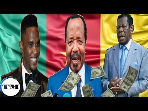 Les 11 Hommes les plus riches du Cameroun (2019) I La Torche du Monde