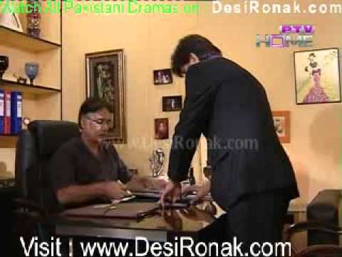 Ajnabi Rastay By Ptv Home Episode 06 - 25th November 2011 part 2
