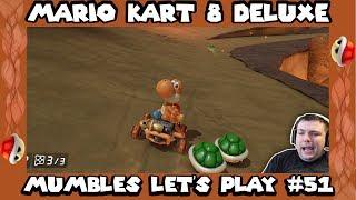 Mario Kart 8 Deluxe Online - Yoshi! - Mumbles Let