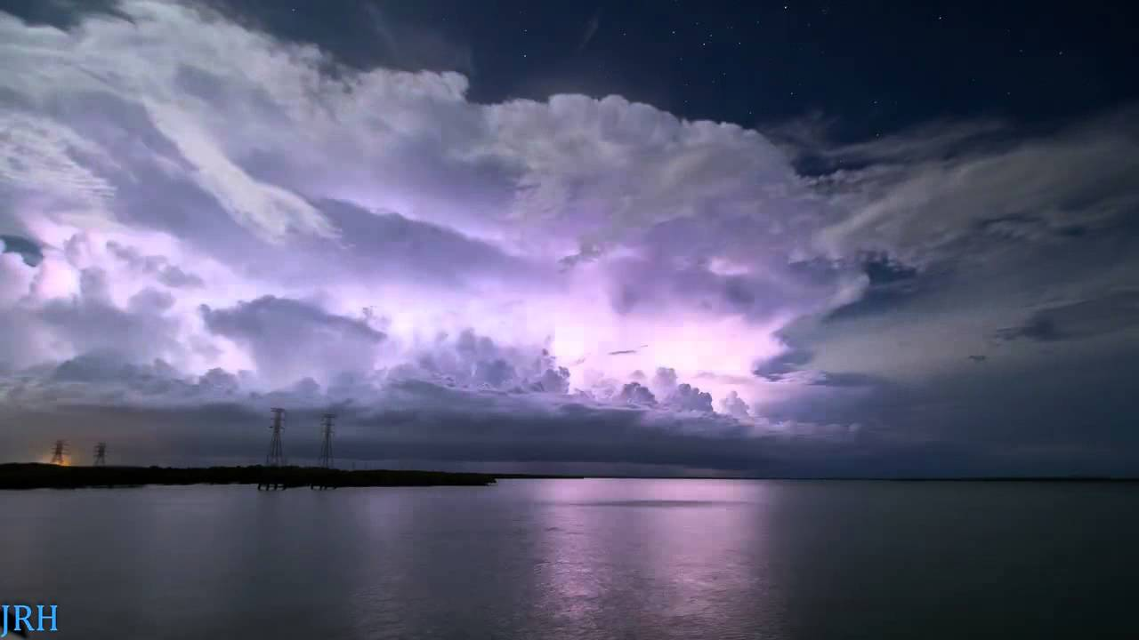 Time Lapse Of Tropical Storm in Darwin NT Australia  YouTube