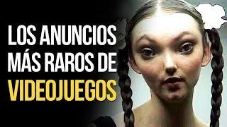 Los ANUNCIOS de VIDEOJUEGOS MÁS EXTRAÑOS | MERISTATION