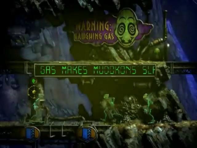 Jouez à Oddworld Abe's Exoddus sur Sony Playstation avec nos Bartops Arcade et Consoles Retrogaming
