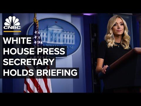 White House Press Secretary Kayleigh McEnany holds briefing — 6/1/2020