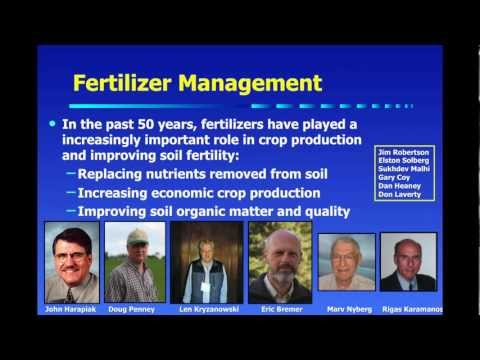 Dr. Ross McKenzie: Soil Science in Alberta, History and Direction, Part 2