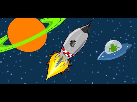Rocket Games for Kids