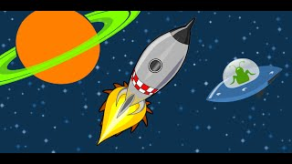 Rocket Games for Kids