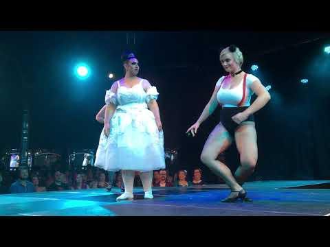 Burlesque Idol Guest Judge Dee Dee Luscious