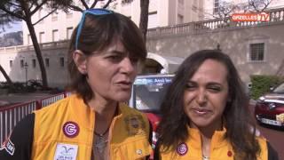 Gazelles TV 2017 - Départ Nice