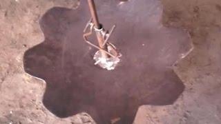 Сковорода из диска бороны своими руками видео(, 2015-04-04T18:27:03.000Z)