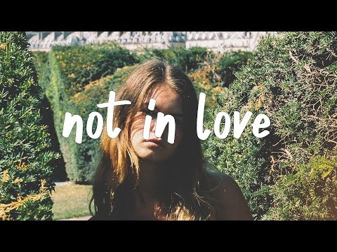 ASTN - Not In Love (Lyric Video)