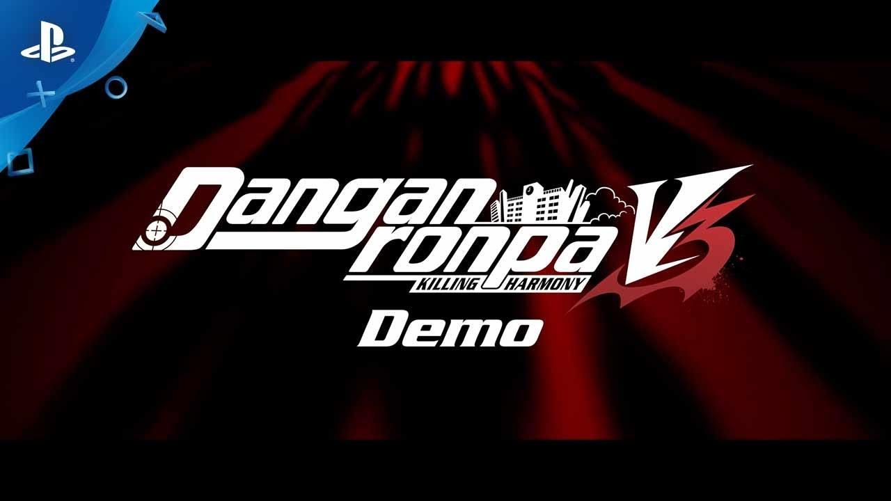 Danganronpa V3: Killing Harmony – Demo Out Now!   PS4, PS Vita
