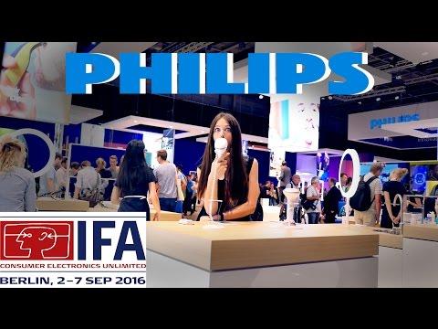 Philips IFA 2016: с утра и навсегда