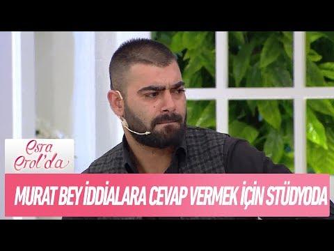 Murat Bey iddialara cevap vermek için stüdyoda - Esra Erol'da 5 Şubat 2019
