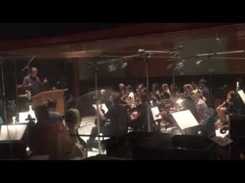 Rose Golden string session