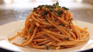 Tomato and Basil Pasta Recipe