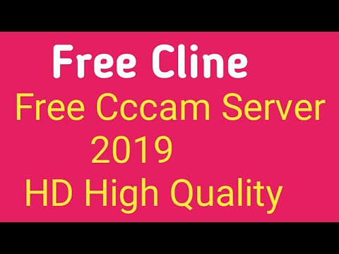 Free Cline Cccam Server 2019 Free Cccam No Cutting No Freeze HD Cline