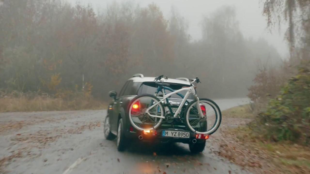 Mini Countryman Rear Bike Carrier