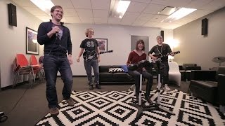 Rock Band 4: Behind the Scenes with Harmonix