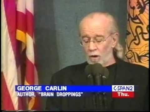 George Carlin - National Press Club [complete]