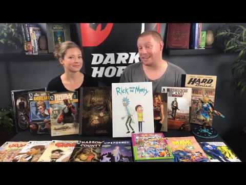 New Comic Book Day: Take a transdimensional dive into The Art of Rick & Morty!