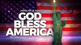 Happy 4th of July - God Bless America