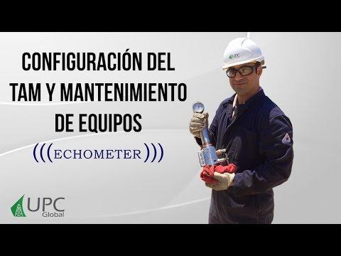 Webinar sobre Configuración del TAM y Mantenimiento de equipos Echometer