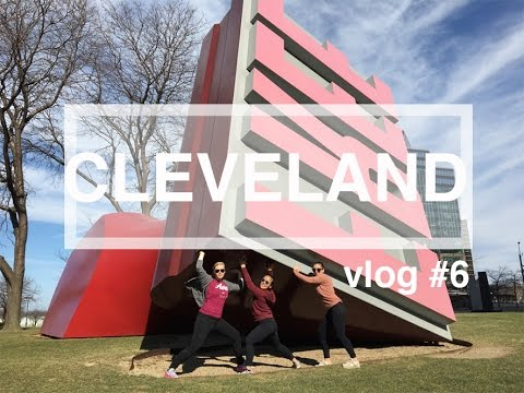 20 hours layover in CLEVELAND  (Vlog #6)