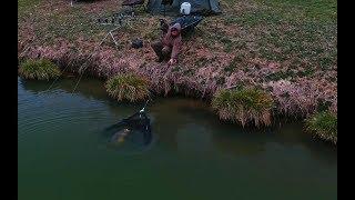 Déblocage du compteur 2019 Lac de la Sarthe