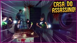 A CASA DO ASSASSINO!! - FÉRIAS ESCOLARES #28 [ REZENDE EVIL ]