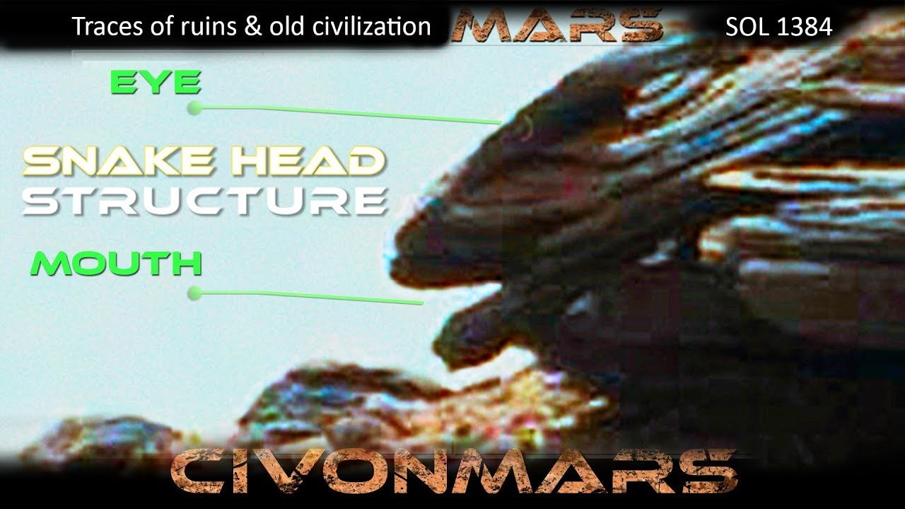 Civonmars - Amazing Snake Head Structure - Traces of Ruins & Old ...