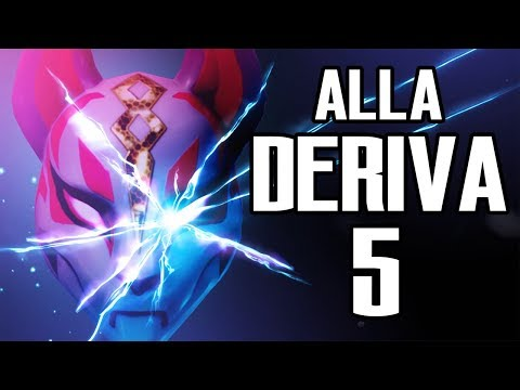 ALLA DERIVA - Fortnite: Il Film - Episodio...