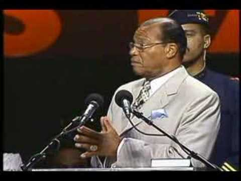 "Farrakhan Reveals what really happened ""911"" pt 1 of 9"