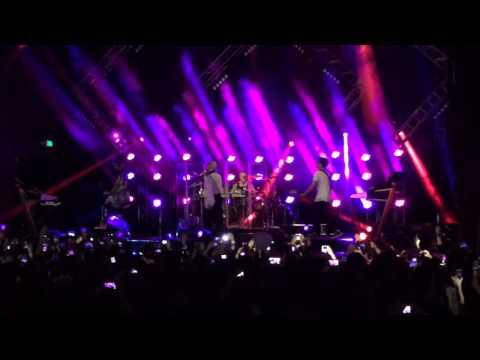 Feel It All Tour Bogotá-Colombia