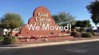 Gold Canyon Rv and Golf Resort and White Tank Mountian