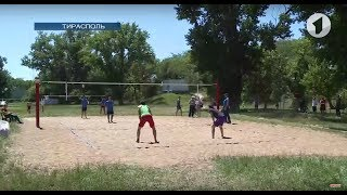 Спорт-ревю / Пляжный волейбол. В Приднестровье возрождается пляжный волейбол