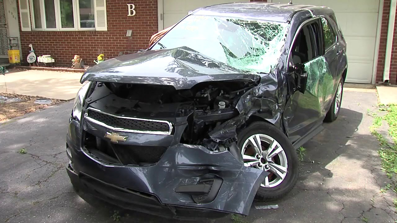 Man Survives Crash After Airbags Didn T Deploy Youtube