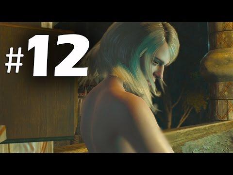 The Witcher 3 Wild Hunt Part 12 - Keira - Gameplay Walkthrough PS4