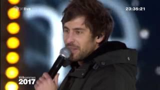 Max Giesinger - 80 Millionen + Wenn Sie Tanzt (Silvester Party Brandenburger Tor Berlin 2016)