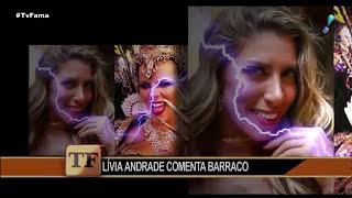 Flávia Noronha, Lívia Andrade e Sheila Mello - TV Fama - 29/01/18 (Part 2/2)