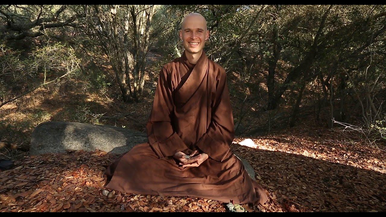 The Pebble Meditation