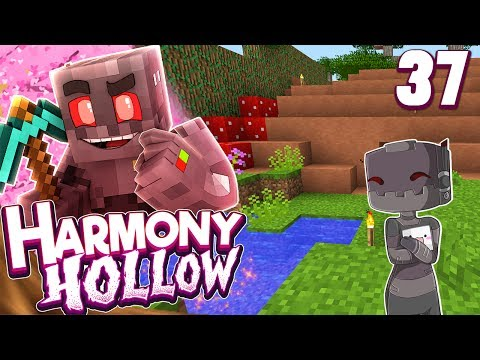 Minecraft Harmony Hollow Modded SMP Episode 37: Cloud Scandal