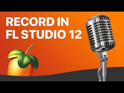 How To Record Audio in FL Studio