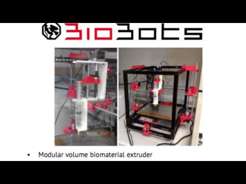 BioBots Video - YouTube