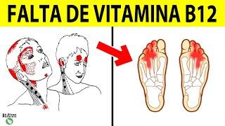 Sintomas de Falta de Vitamina B12 que Nunca Devem ser Ignorados